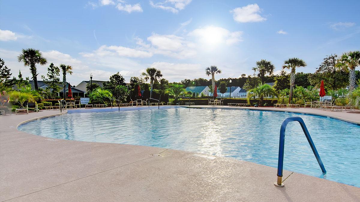 Del Webb at Cane Bay Outdoor Pool