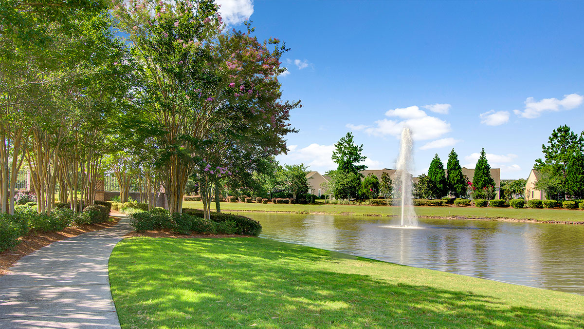 Del Webb at Cane Bay Walking Trails