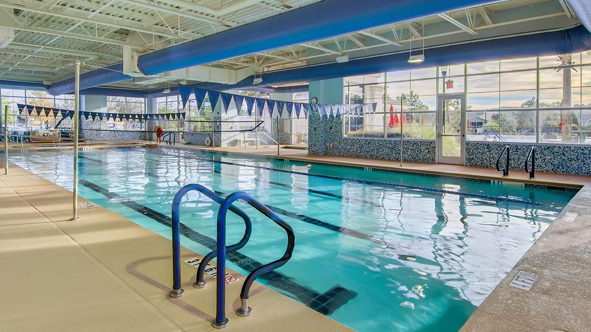Del Webb at Cane Bay Indoor Pool