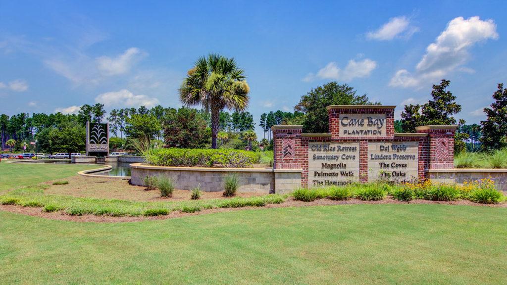 Cane Bay Plantation Entrance