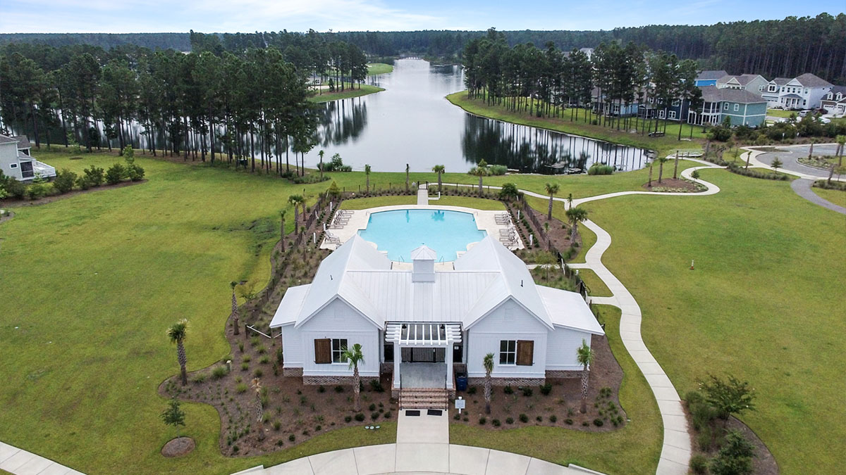 The Coves at Lakes of Cane Bay Amenities and Pool