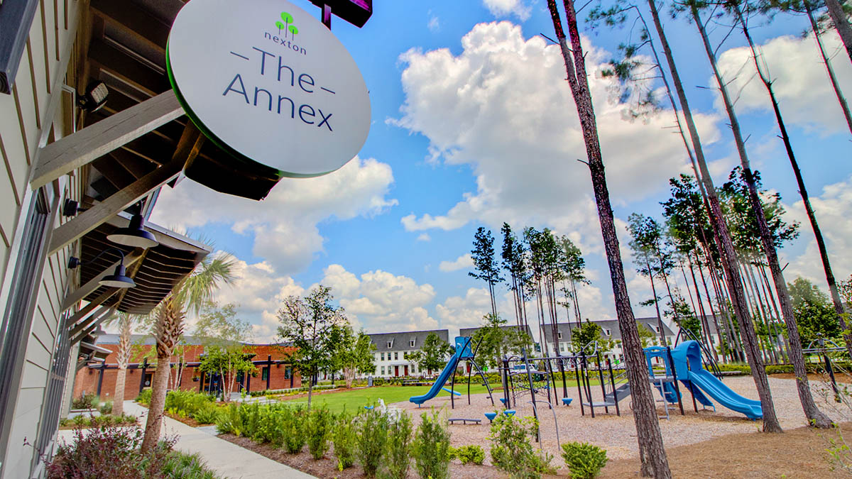 The Annex at Nexton Playground