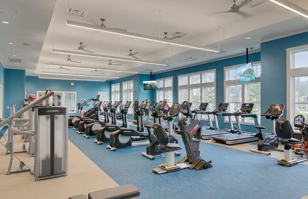 Four Seasons at Lakes of Cane Bay Fitness Center