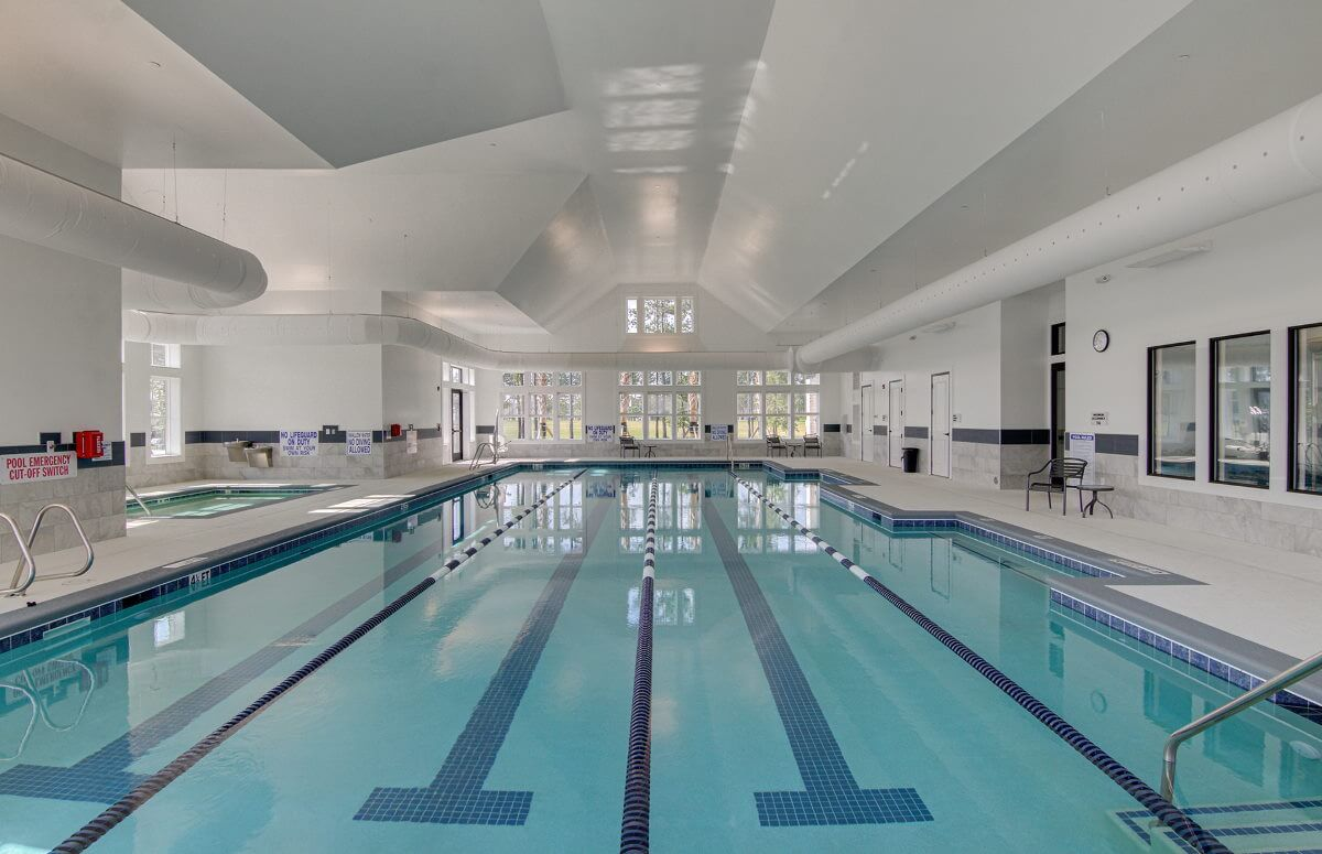 Four Seasons at Lakes of Cane Bay Indoor Pool