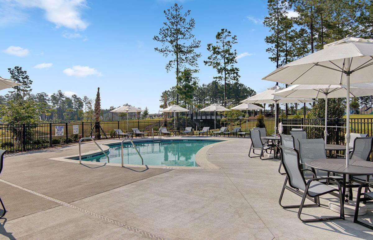 Four Seasons at Lakes of Cane Bay Outdoor Pool