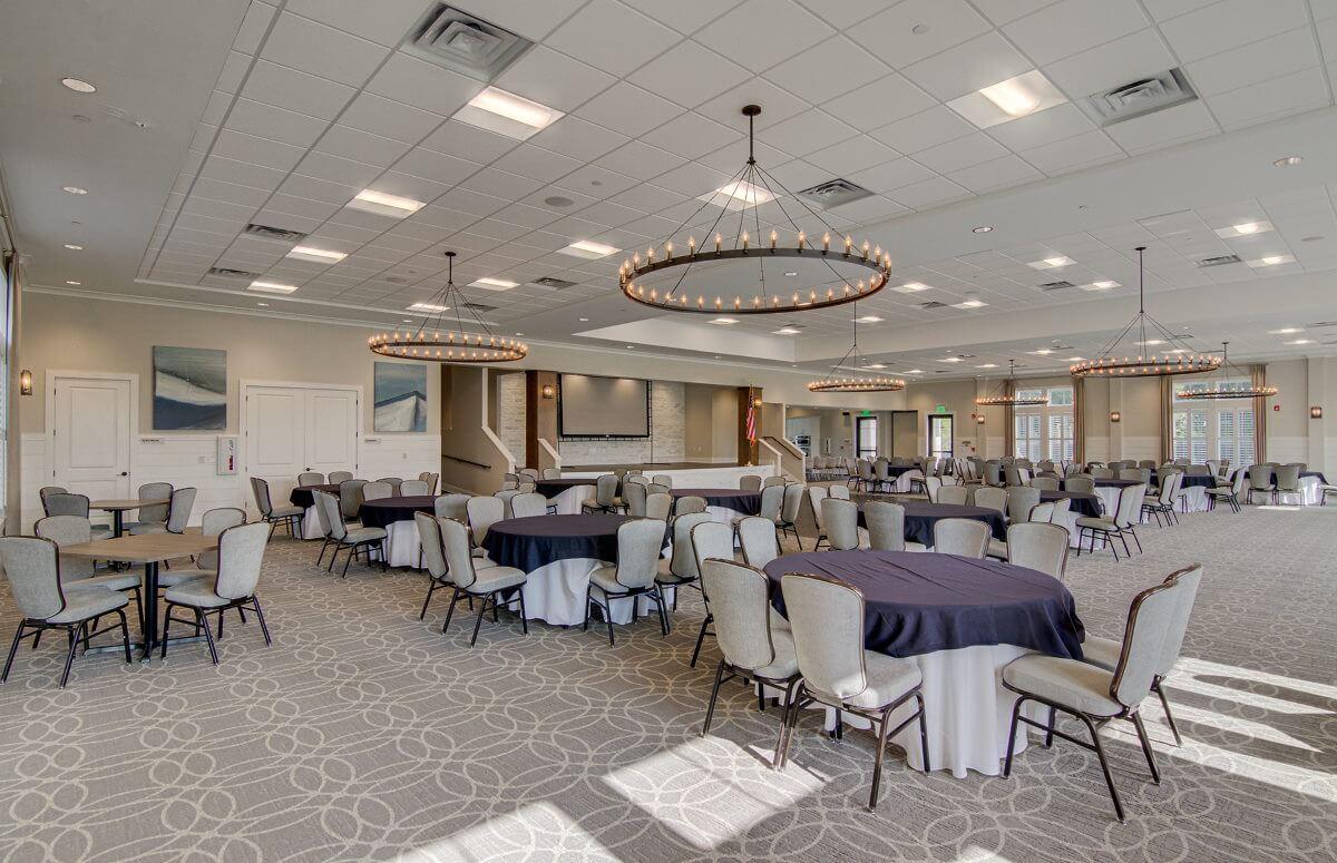Four Seasons at Lakes of Cane Bay Ballroom