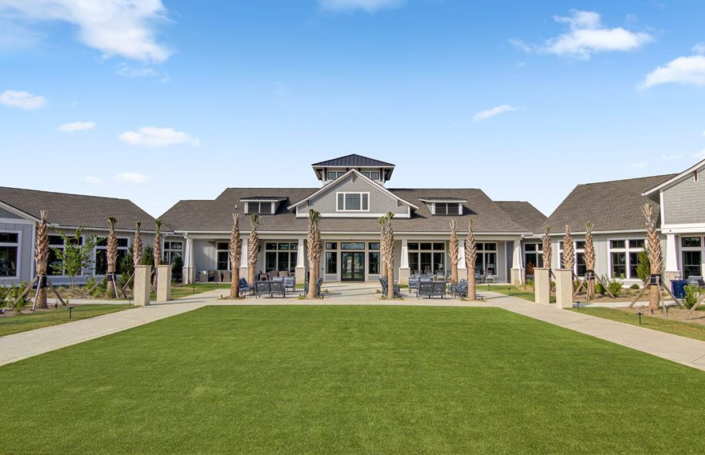 Four Seasons at Lakes of Cane Bay Lake House with views of the Lake System